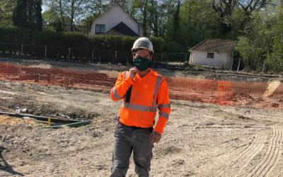 Déconfinement et mesures sanitaires sur les chantiers