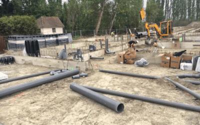 Update sur le chantier d'un hôtel B&B – Le Touquet